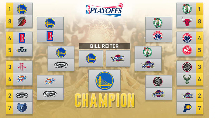 95e3d08a7721 Reiter  The Cavs find a much more daunting road to the NBA Finals than the  past two seasons